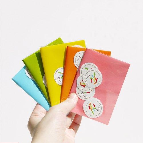 Jelly Bean/雷根糖/繽紛/彩色/貼紙/sticker