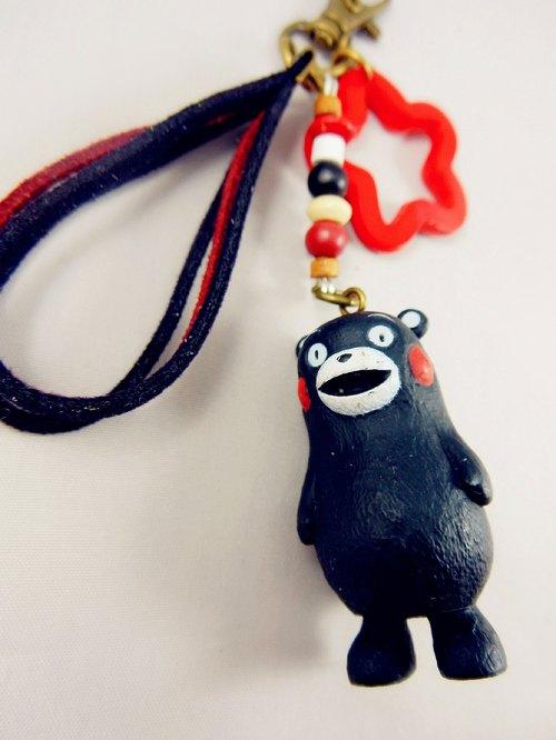 熊本钩针钥匙包图解