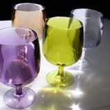 CB晶透系列白蘭地酒杯褐色