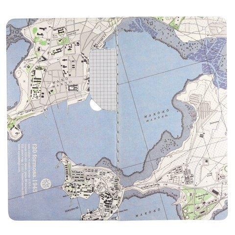 水越設計f系列 Formosa 1945 - 馬公 筆記本