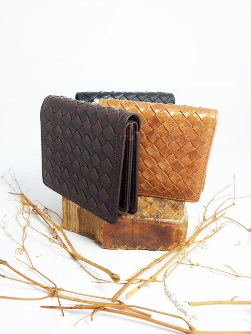 夹钱包包的折法图解