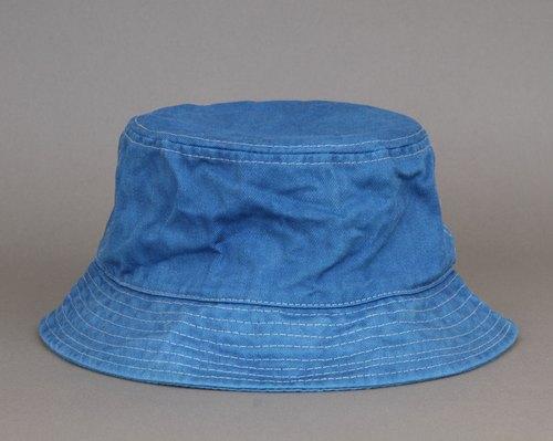 【藍潮-鮫|不沉默的少數靛暗】藍染漁夫帽