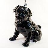 巴哥全身造型香氛蠟燭 - 限量商品 Pug Dog Full Size Candle