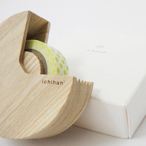 紙膠帶專用膠台【木製文具】