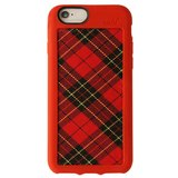 Vacii Haute iPhone6 red checkered cloth protective sleeve