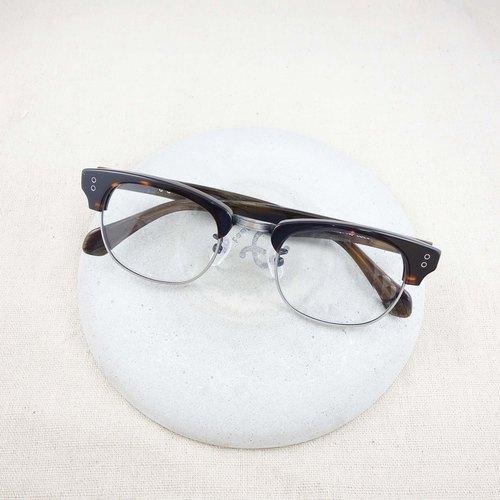 复古欧美方框 眼镜 镜框