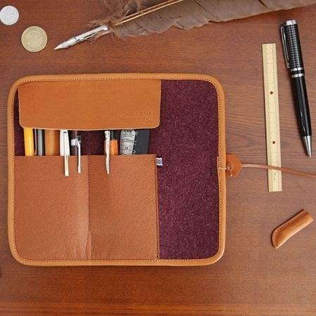 废旧物品手工制作笔盒