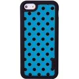 Vacii Haute iPhone5 Fabric Case - Pop Blue