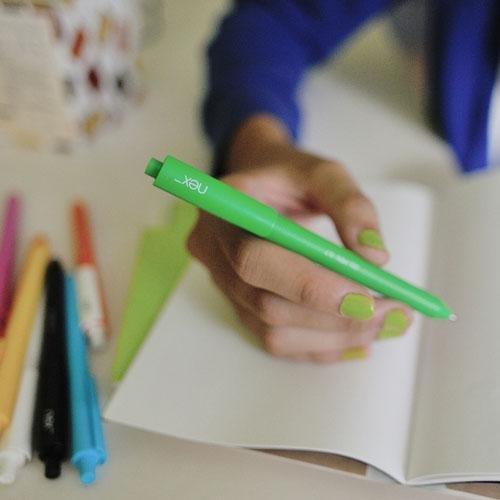 PREMEC  瑞士膠墨筆 綠色筆身 黑色筆芯