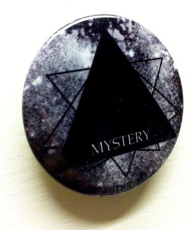 Shine.Mo三角系列胸章-黑MYSTERY神秘款
