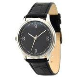 左手錶黑色反字