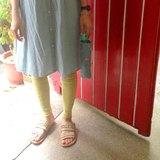小山星球●✦ / 小樹草莓熱氣球 彈性舒服內搭褲