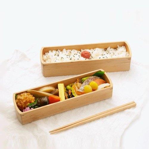 木制午餐便当盒