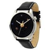 太陽系手錶(黑色)