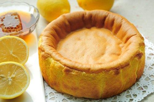 御見凹蛋糕-蜂蜜檸檬