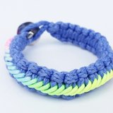 彩繩-粉藍款