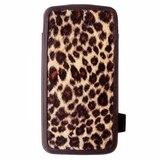 Vacii Haute 5-inch phone Case - Cheetah