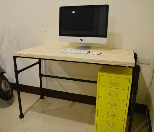 复古风轻工业书桌/办公桌/电脑桌/工作桌