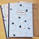 Aimez le style Paper Book 彩繪藝術紙 (03492 Charlotte Farmer) 包裝紙 裝飾
