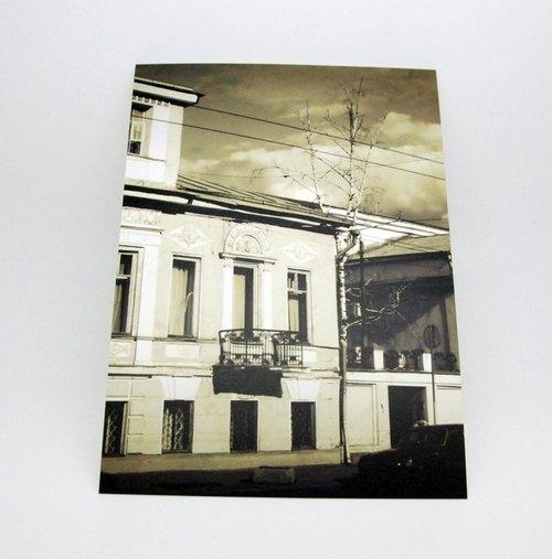 攝影明信片 | 城市小旅行 - 俄羅斯莫斯科.街景