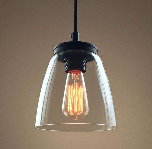 全球配送 可客制化 手工制作 环保有机 原创商品 简单的玻璃灯罩带著