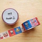 mt 和紙膠帶 mt x Sanrio【歷史(MTSARI01)】