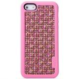 Vacii Paris iPhone5 Fabric Case - Pink