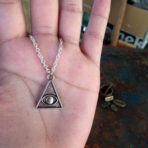 【Story Necklace 故事項鍊】All-seeing Eye 全視之眼