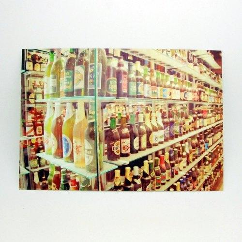 攝影明信片   城市小旅行 - 丹麥哥本哈根.啤酒牆