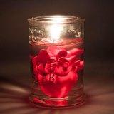 EYE LAB 紅色心臟罐裝香氛蠟燭