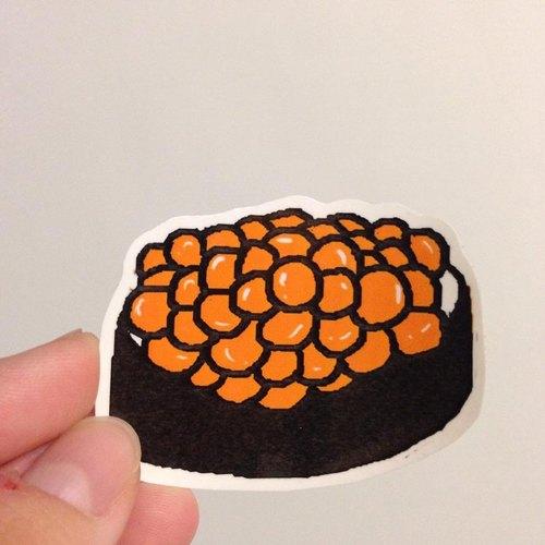 571/鮭魚卵壽司
