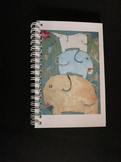 手绘笔记本