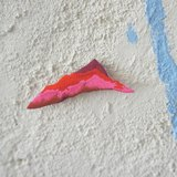 紅山 刺繡貼布 / 別針