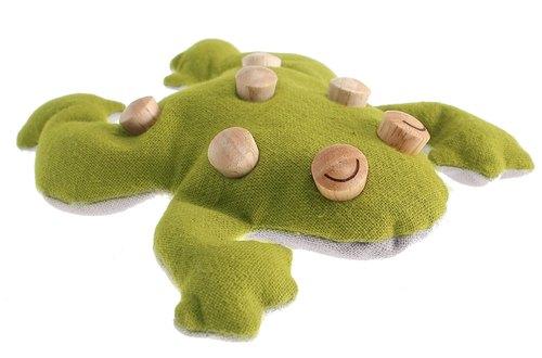 手工制作青蛙手掌