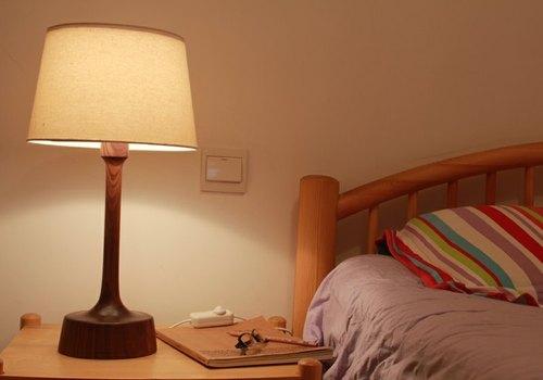环保手工小制作台灯
