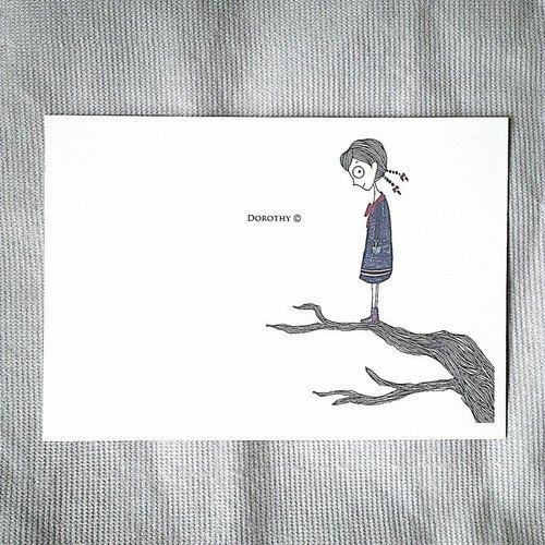 萬用明信片-A020