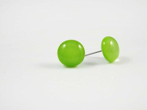 配件饰品 耳环 玻璃材质  设计馆 联络设计师 可定制化 原创设计 手工