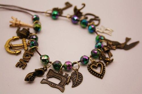 附加吊飾 mix & match (飾品配搭) 手鏈錶 項鏈 手鏈