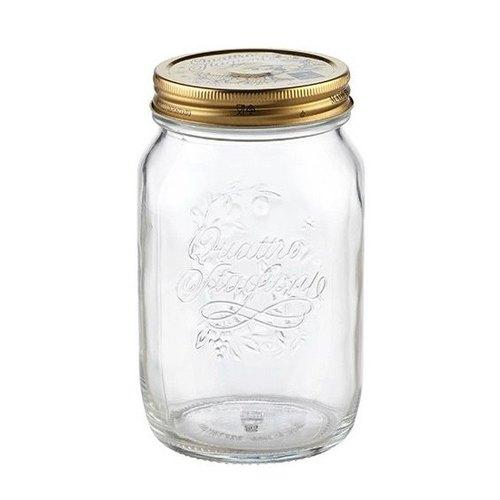 1000cc【msa罐沙拉专用玻璃雕刻】复古玻璃 罐沙拉 轻食必备 罐沙拉