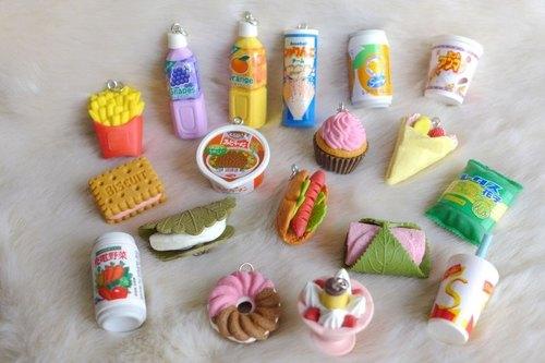 幼儿园自制食物图片
