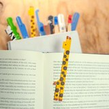 冰棒動物書籤 Ice pop animal bookmarker - 長頸鹿Giraffe