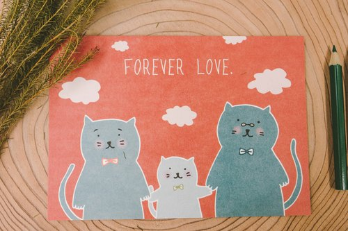 《KerKerland》FOREVER LOVE☉明信片