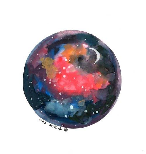 一年级画画星球