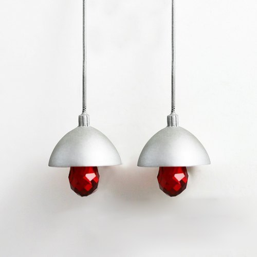 垂灯耳环 - chuchumint 原创设计商品 | pinkoi