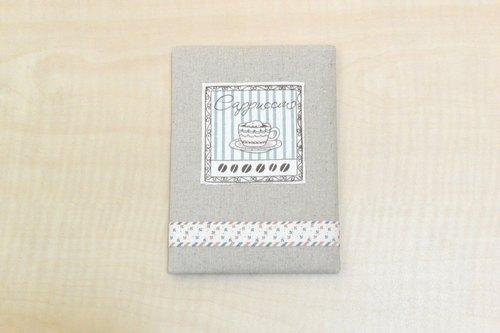 手感布卡片 - 萬用卡 - Cappuccino