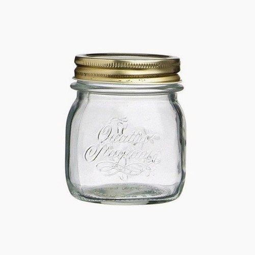 250cc【MSA罐沙拉專用玻璃雕刻】復古玻璃 罐沙拉 輕食必備 罐沙拉SALAD in a JAR 果醬罐(不含飲料水果不含吸管)