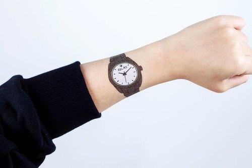 Surprise Tattoos / RELAX手錶 刺青 紋身貼紙