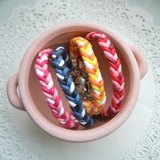 勝利編織手環-1條-(可選色)