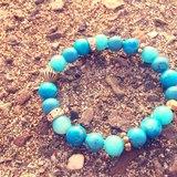 藍色系手環