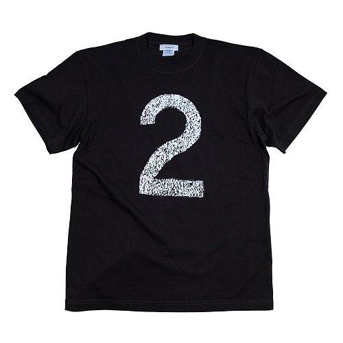 TRAFFICシリーズ駐車場「2」デザインTシャツTcollector
